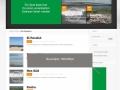 surfspot.de Startseite mit Banner