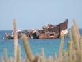 Cubagua- Schiffswrack