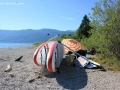 Kitespot Walchensee - Kitestrand -Kitesurfing - Lifetravellerz