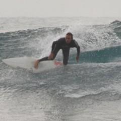 Wellenreiten auf Lanzarote