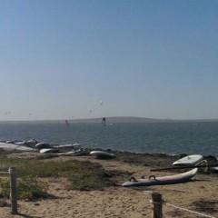 Kiziltashsky Liman / Golenkaya Kosa