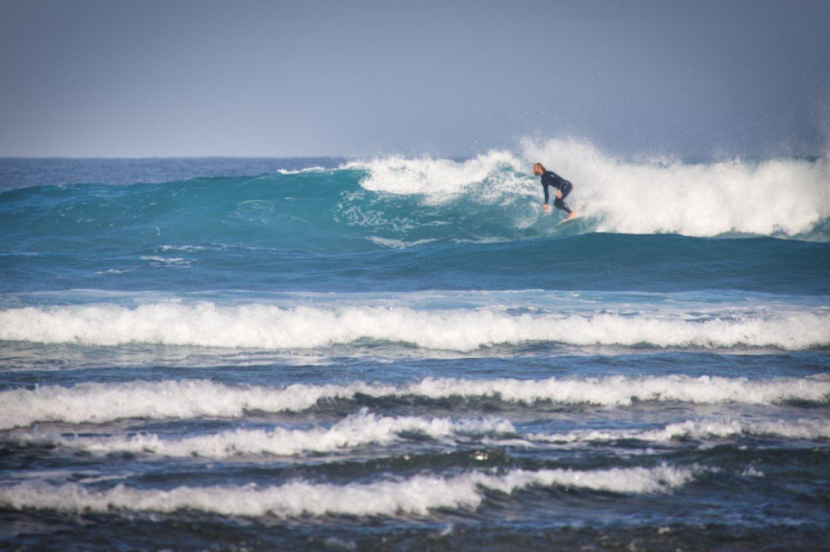Surfer Gran Canaria